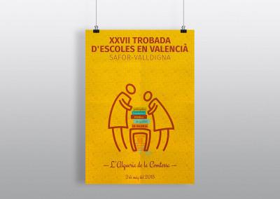 XXVII Trobada d'Escoles en Valencià Safor-Valldigna